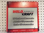 WELDCRAFT Welding Misc Equipment 57Y01R